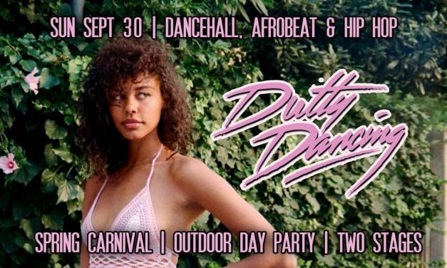 Dutty Dancing Spring Carnival