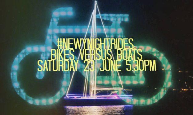 Newy Night Ride