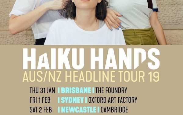 Haiku Hands Headline Tour