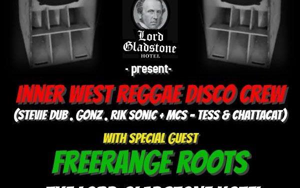 IWRDM x Freerange Roots