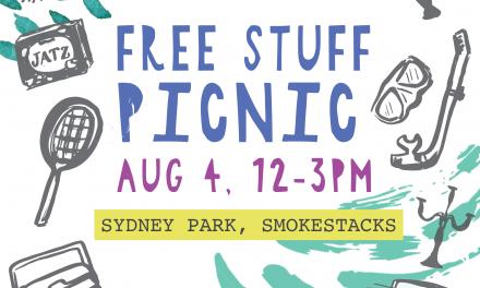 Free Stuff Picnic