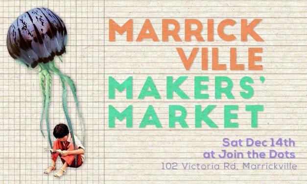 Marrickville Makers Market
