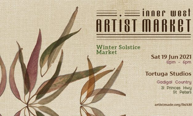 Inner West Artist Market Winter 2021