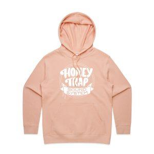 Honey Trap Peach Hoodie
